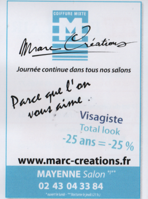 MARC CREATION