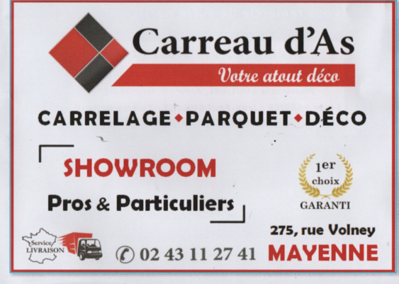 CARREAU D'AS