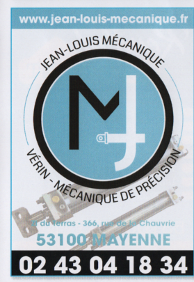 JEAN LOUIS MECANIQUE