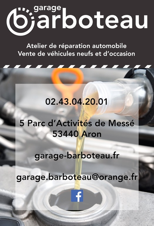 GARAGE BARBOTEAU