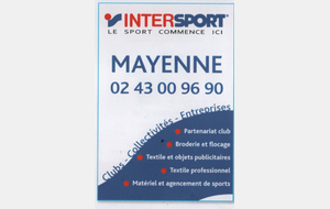 INTERSPORT MAYENNE